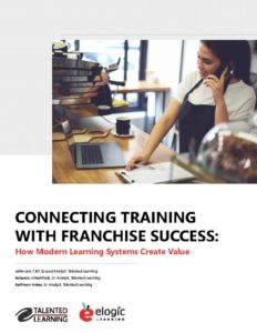 thumbnail of Connecting Training with Franchise Success – Whitepaper – Final