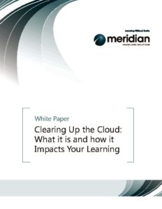 thumbnail of Meridian_Clearing Up the Cloud_WP