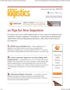 thumbnail of inbound_logistics_10_tips_for_new_importers